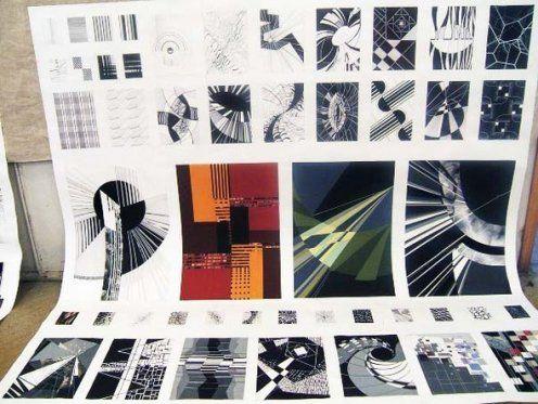 статика и динамика в композиции графического дизайна