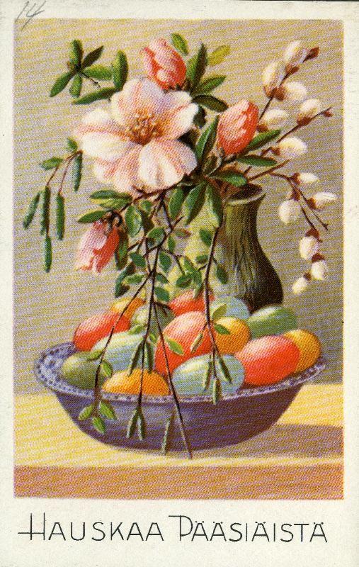 Hauskaa Pääsiäistä! #pääsiäinen #eastern