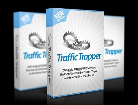 """Traffic Trapper is a fully automated traffic-getting system. Simply set it up once and it runs forever. This is a truly """"set it and forget it"""" kind of software. Simply enter keywords and this powerful plugin searches for relevant images and automatically posts them to Pinterest accounts on a scheduled basis."""