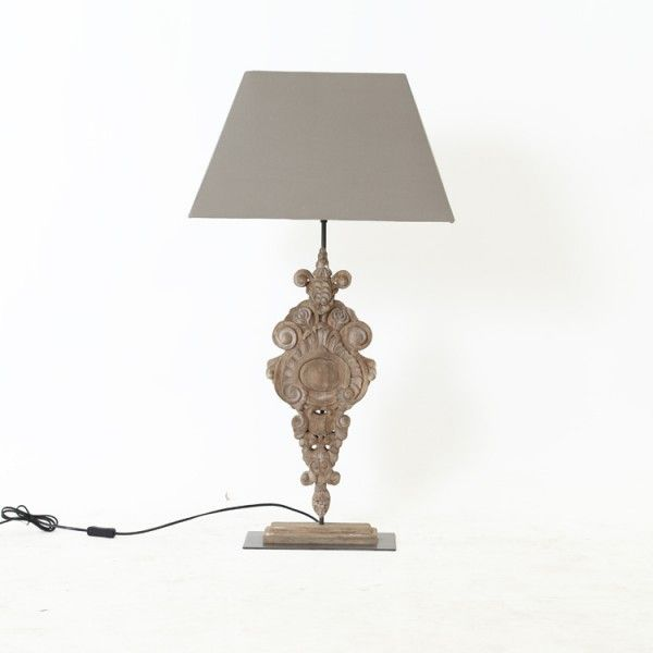 0170010 Table Lamp Perrine (50x30x92) 1