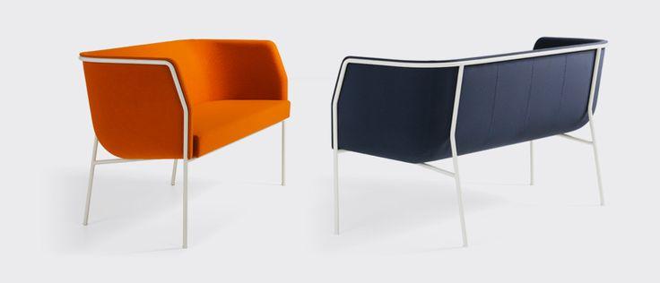 Cajal sofa, designer Gunilla Allard | Lammhults