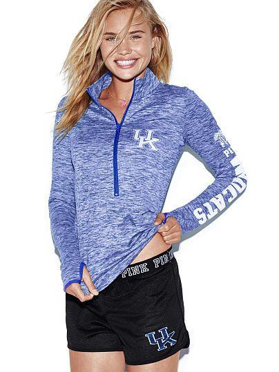 University of Kentucky Ultimate Deep Zip - PINK - Victoria's Secret   @giftryapp