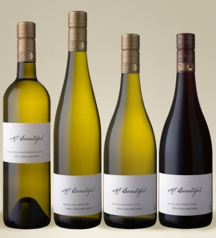 Mt Beautiful Wines - Sauvignon Blanc, Riesling, Pinot Gris and Pinot Noir from North Canterbury