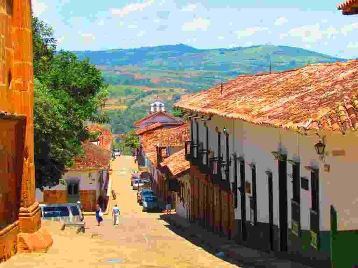 Barichara, Dpto de Santander
