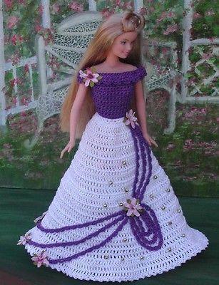 Padrão de Boneca de moda Crochê-Série de tempo de #304 dias Livreto | eBay!