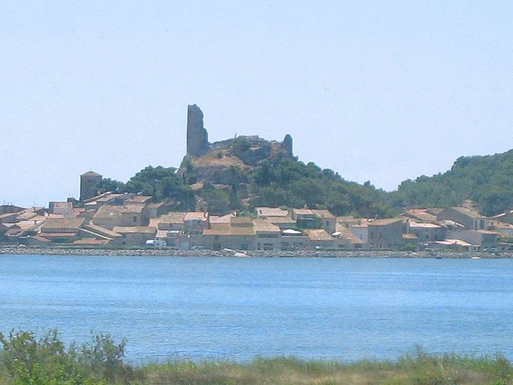 Plage de Narbonne Plage in Narbonne-Plage, Languedoc-Roussillon