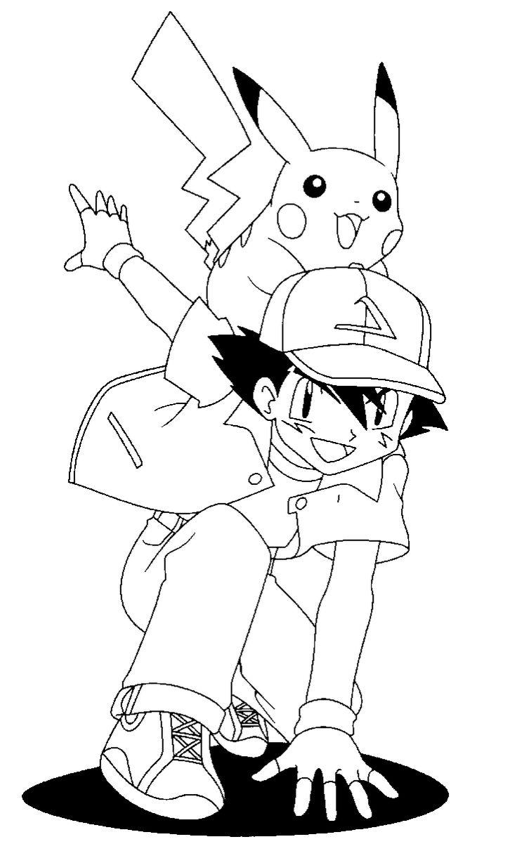 Pokemon coloring pages machamp - Pokemon Desenhos Para Pintar Colorir E Imprimir Do Pikachu Charmander Ash Charizard Ash Pokemonpikachucoloring Pagesprintcoloring Cleverdrawings