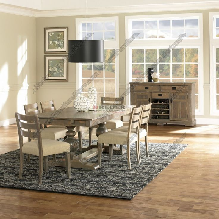 Canadel champlain dining set tre 3878 cha 5039 canadel dining sets pinterest dining - Casual kitchen sets ...