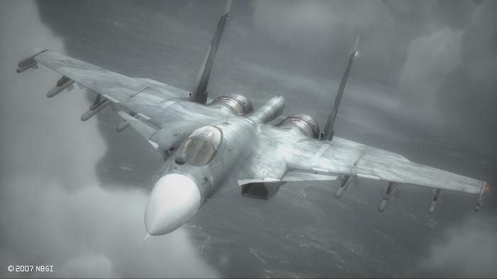 Sukhoi Su-33 'Flanker D'
