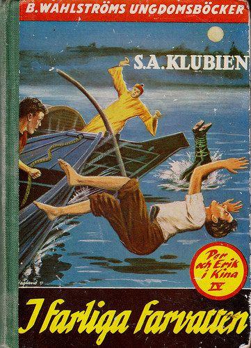 I farliga farvatten av S.A. Klubien