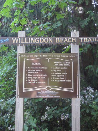 Willingdon Beach Trail, Powell River: See 132 reviews, articles, and 29 photos of Willingdon Beach Trail, ranked No.1 on TripAdvisor among 32 attractions in Powell River.