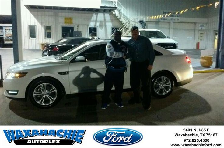 https://flic.kr/p/EEi8pr   Waxahachie Ford Customer Review   I came down to look around was interested in a Taurus SHO but David showed my a SEL and he worked hard to get to my budget and now I'm an owner Thanks David for making it happen I LOVE MY NEW CAR !!!  stanley, deliverymaxx.com/DealerReviews.aspx?DealerCode=E749&R...