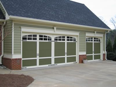 25 best ideas about garage door hinges on pinterest for Coach house garage prices