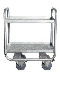 Industrial trolley by House Doctor DK