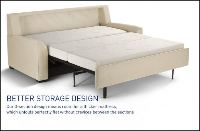 Tempurpedic Sleeper sofa Mattress