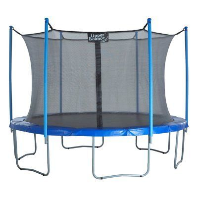 Upper Bounce 16 ft. Trampoline and Enclosure Set 16