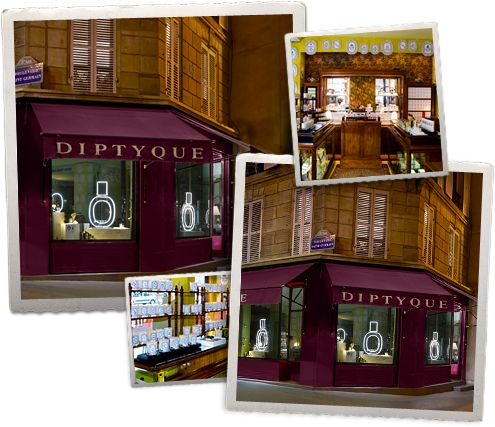 Diptyque boutique 34 boulevard saint germain paris 5i me for 34 boulevard saint germain paris