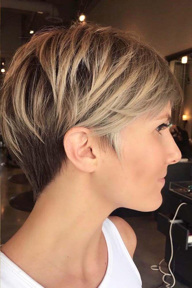 30 Best Short Haircuts For Women Włosy Krótkie Fryzury