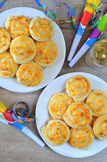 Hankka: Főtt tojásos, sajtos csiga
