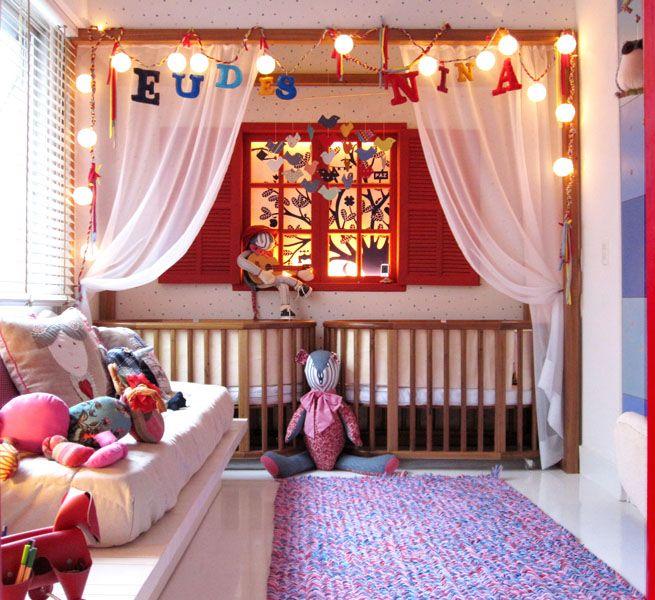 323 best images about Iker babaszoba ötletek - Twin nursery room ideas on Pinterest  Twin room ...