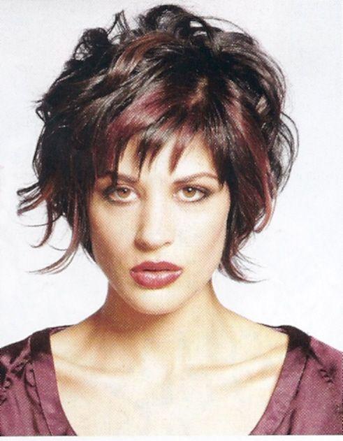 Enjoyable 1000 Images About Hairstyles On Pinterest Short Hairstyles Gunalazisus