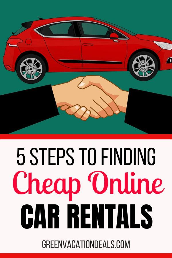 Must Read Travel Hacks If You Re Looking To Rent A Car On Your Vacation You Want To Compare Look For The Best Cheap Car Rental Car Rental Deals Car