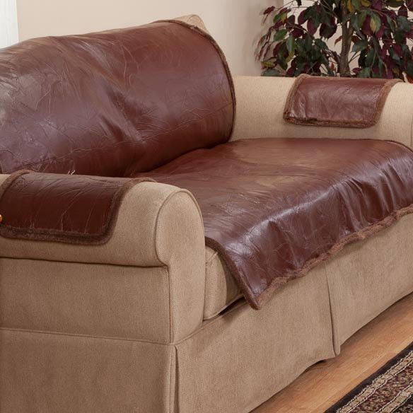 Leather Couch Slipcovers Best Collections Of Sofas And Couches Sofacouchs Com Couch Covers Leather Couch Sofa Throw Cover