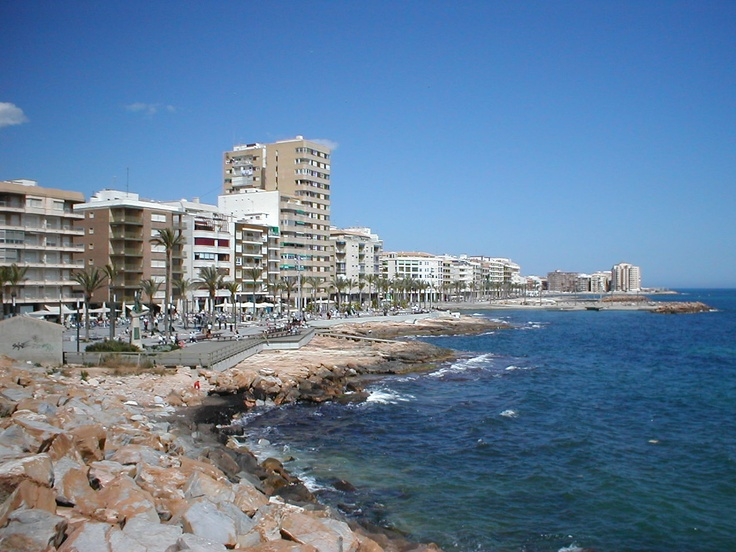 Torrevieja, Spain - One of my favourite places