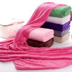 100% Cotton Towels Soft Water Absorbent Fabric