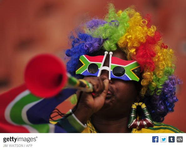 Horn of Plenty – 2010 South Africa World Cup — http://dofooty.com/ooxi