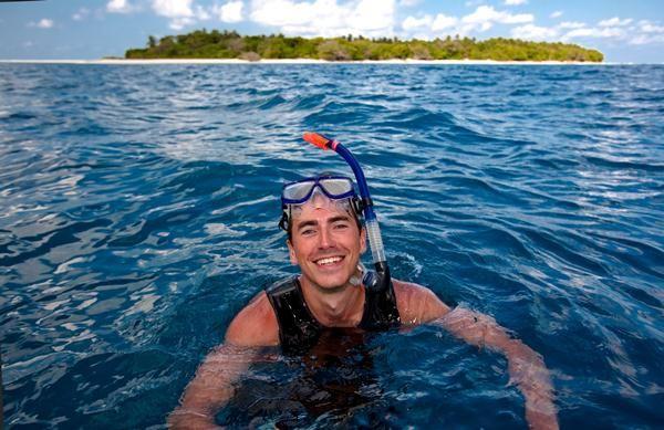 Simon Reeve Equator, Tropics, Oceans | The Travel Tart Blog