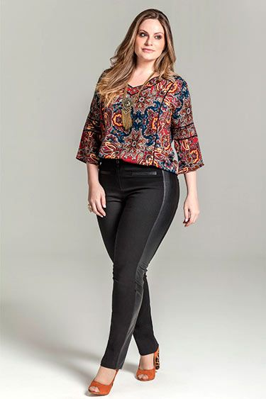 moda plus size                                                                                                                                                      Mais