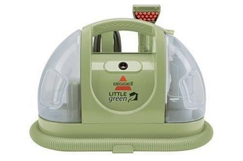 BISSELL 1400B Multi-Purpose Portable Carpet Cleaner Green