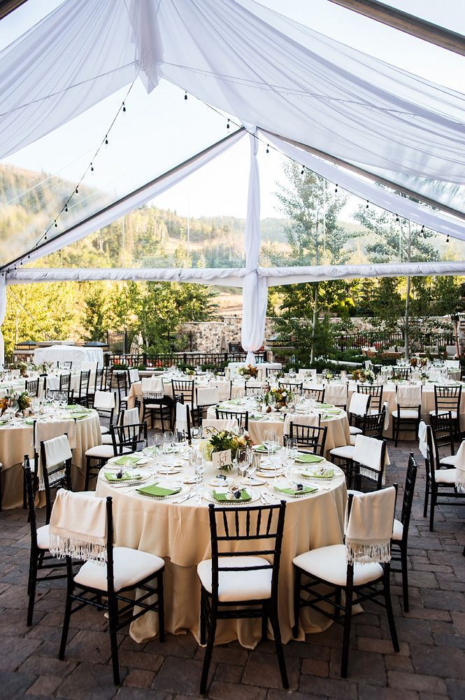 414 best images about my wedding on pinterest for Fall outdoor wedding reception ideas