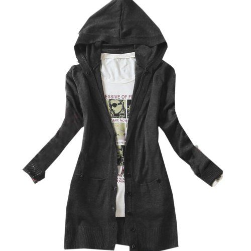 105 best Oversized Hooded Coats   Cardigans images on Pinterest ...