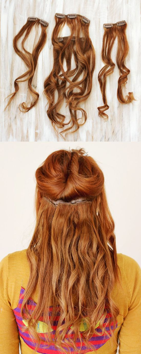 25 unique types of hair extensions ideas on pinterest hair colored wavy 20 inch hair extensions for short hair pmusecretfo Gallery