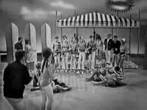 "The Beach Boys (David Marks, Carl Wilson, Dennis Wilson, Mike Love, Brian Wilson) - ""Surfin' USA"" and ""Things We Did Last Summer"" (1963)"