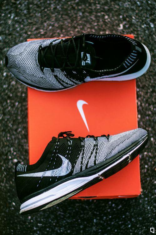 #Nike #Flyknit #Trainer