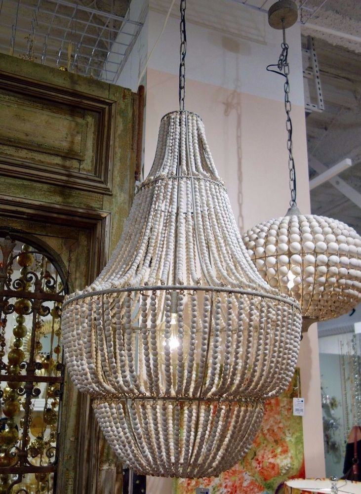 cool kitchen light fixtures aid mixer attachments best 25+ beaded chandelier ideas on pinterest | bead ...