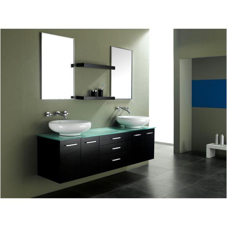 Bathroom Cabinets Modern 264 best modern bathroom vanities images on pinterest | modern
