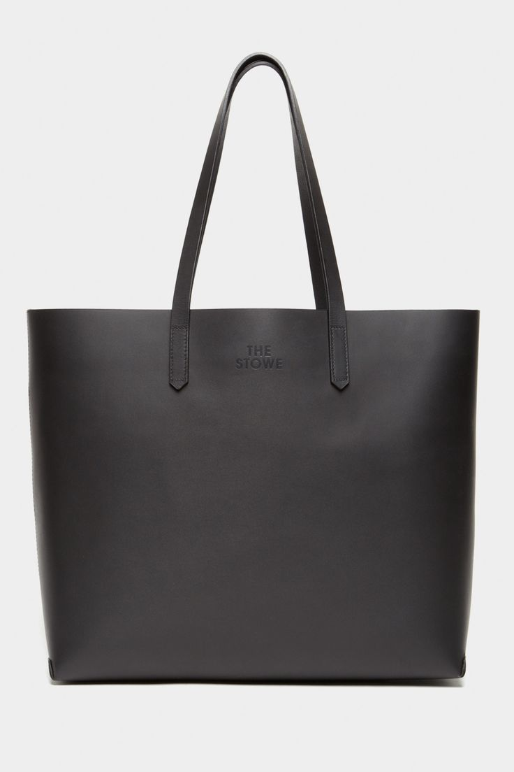 The Stowe Katie Leather Tote