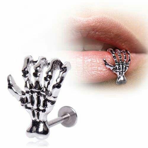 25 best ideas about lip rings on lip piercing