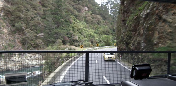 Waihi Gorge