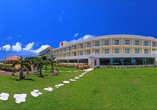 石垣島ビーチホテルサンシャイン, 石垣市, 外観 Ishigaki Island Beach Hotel Sunshine