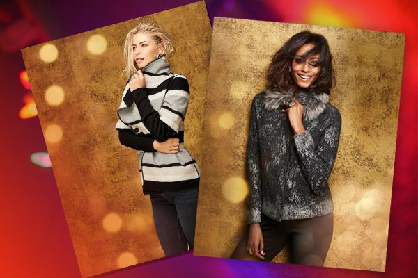 We're giving one lucky lady a $250 Chico's gift card to select her favorite items. Shimmering sweaters to versatile ponchos, little black dresses to statement jewelry...