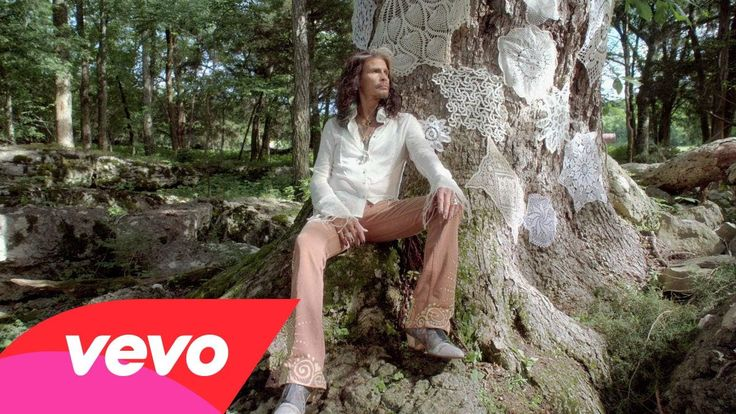 Steven Tyler - Love Is Your Name. Steven's looking so fine in this video. LOVE LOVE LOVE him and this song!!<3