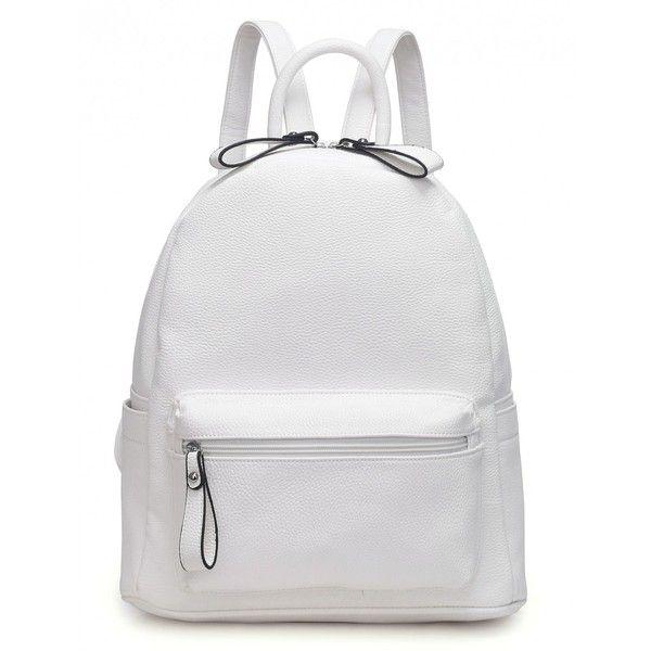 Best 25  White backpack ideas on Pinterest | Retro backpack ...