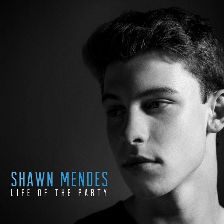 Shawn Mendes Life Of The Party Cover Art - Vine Shawn Mendes - Seventeen