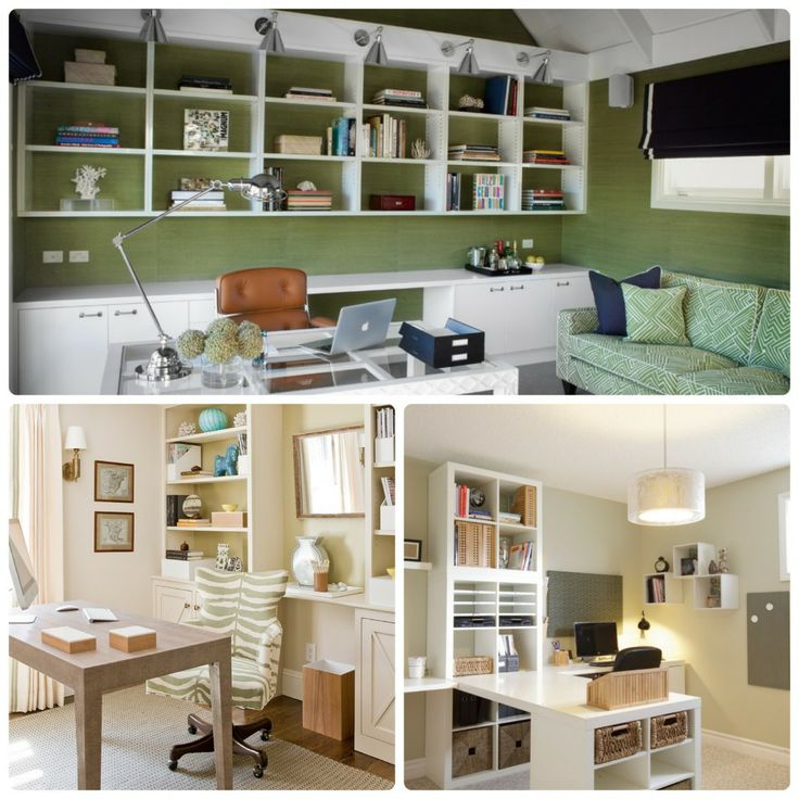 12 best Decorating Your Home Office images on Pinterest ...