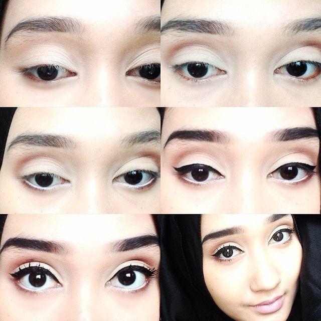 Tutorial Makeup Natural Wardah Hijab | Saubhaya Makeup